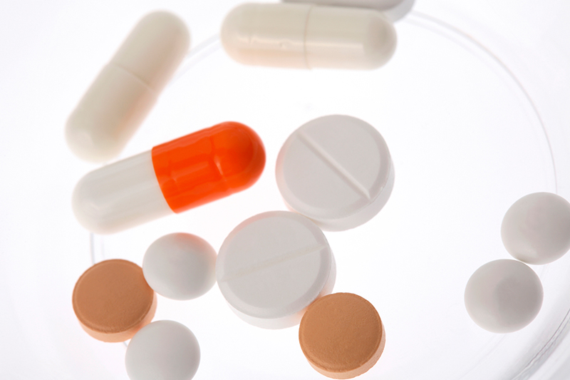 お薬によるコントロール